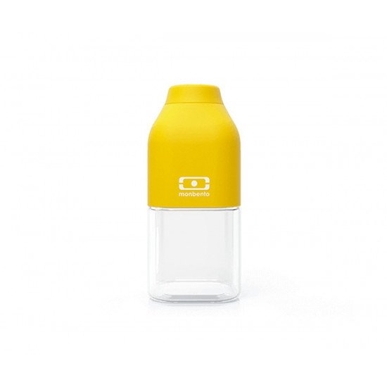 Botella Reutilizable Pequeña Mostaza
