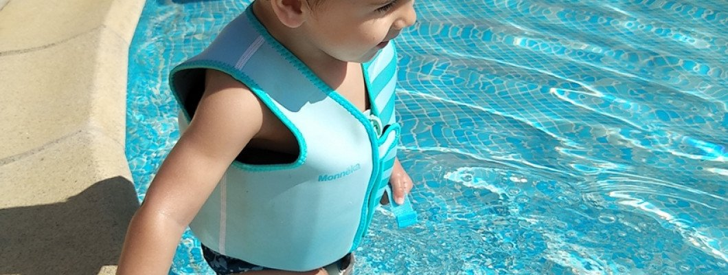 Chalecos de aprendizaje : Disfruta del agua de forma segura